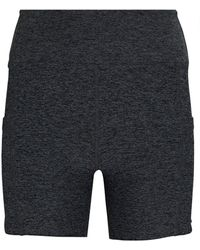 Year Of Ours Hike Knit Bike Shorts - Grey