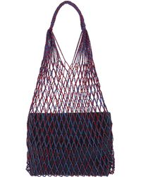 Loeffler Randall - Adrienne Net Shoulder Bag - Lyst