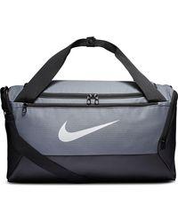 Nike Bolsa NK BRSLA S DUFF - Gris