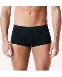 Intimissimi - Stretch Cotton Boxer Shorts With Logo - Lyst