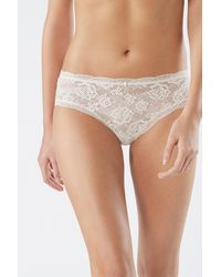 Intimissimi Lace French Panties - Multicolor