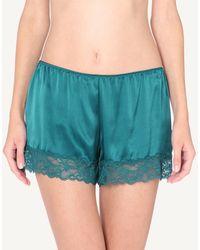 Intimissimi - Silk Shorts - Lyst