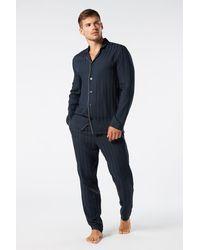Intimissimi Modal Pajama Set - Blue
