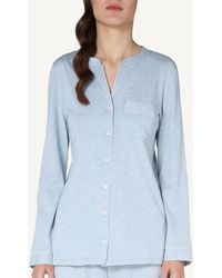 Intimissimi - Long-sleeved Supima® Cotton Sweater - Lyst