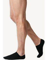 Intimissimi - Tartan Cotton Ribbed Trainer Socks - Lyst