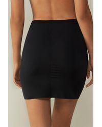 Intimissimi Skirt In Microfiber - Black
