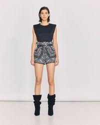 IRO Aydan Short - Black