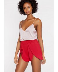 Ivyrevel - Vilnius Shorts Red - Lyst