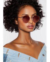 Ivyrevel - Deimos Sunglasses Rose - Lyst