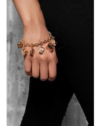 Ivyrevel - Lovey Bracelet Gold - Lyst