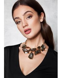 Ivyrevel - Adriana Necklace Gold - Lyst