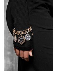 Ivyrevel - Maya Bracelet Gold Silver - Lyst