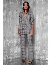 Ivyrevel - Shivey Pants Checked - Lyst