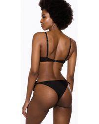 Ivyrevel Tie Bikini Bottom Black