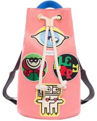JW Anderson - Flamingo World Of M/m X Toshiki Duffle Bag - Lyst