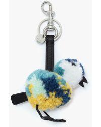 JW Anderson Bird Bag Charm - Green