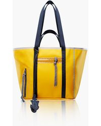 JW Anderson Jwa Tote Bag - Yellow