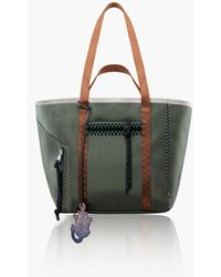 JW Anderson Jwa Tote Bag - Green