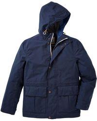 8fdc03f1bc4 Timberland Mount Bond Windbreaker Jacket Dark Sapphire in Blue for Men -  Lyst
