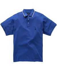 French Connection - Tipped Polo - Lyst
