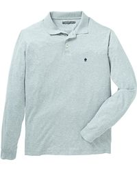 French Connection - Long Sleeve Polo - Lyst