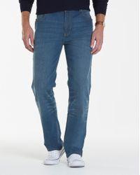 Lambretta - Cyrus Stretch Jeans 31in - Lyst