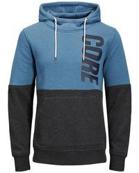 Jack & Jones Colour-blocking Sweatshirt - Blau