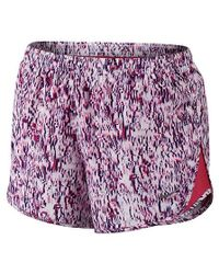 Nike - Women's Printed Modern Tempo 3 Inch Short - Lyst
