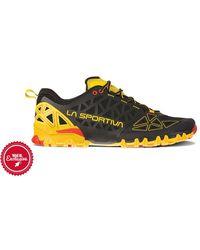 La Sportiva Bushido Ii Trail Running Shoe - Yellow