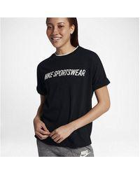 Nike - Women's Sportswear Short Sleeve - Lyst