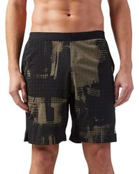 Reebok - Speedwick Speed Short - Geocast - Lyst
