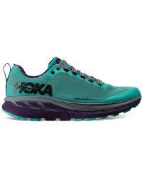 Hoka One One Challenger Atr 4 Shoe - Blue