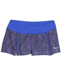 On - Women's Saucy Pinnacle 2.5 Inch Shorts - Lyst