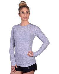 On Jackrabbit Lg Sleeve Availability: In Stock $39.99 - Gray