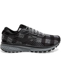 Brooks - Ghost 12 Flannel Running Shoe Availability: In Stock $129.95 - Lyst