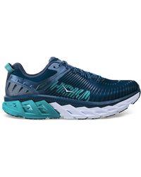 Hoka One One Women's Hoka E E Arahi 2 Running Shoe - Blue