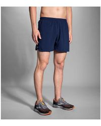 2afe7703cbc4 Lyst - Champion Mileage Running Shorts in Blue for Men