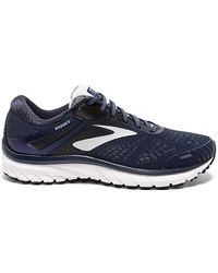 Brooks Adrenaline Gts 18 Running Shoe Availability: In Stock $119.95 - Blue