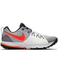 7a73768e7a31 Lyst - Nike Air Zoom Wildhorse 3 Women Us 12 Purple Trail Running in ...