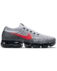 66445448510a Lyst - Nike Free Rn Flyknit 2017 Running Shoes in Red for Men