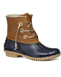 Jack Rogers - Chloe Natural Boot - Lyst