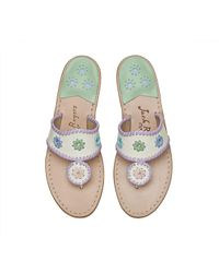 Jack Rogers - Collector Edition Jackie Sandals - Lyst