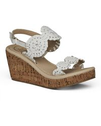Jack Rogers - Little Miss Luccia Wedge - Lyst