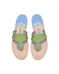 Jack Rogers - Collector Edition Wrightsville Sandals - Lyst