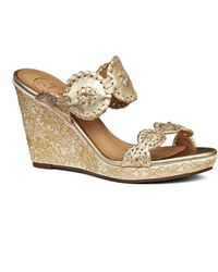 Jack Rogers - Livvy Wedge - Lyst