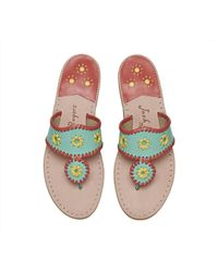 Jack Rogers - Collector Edition Charleston Sandals - Lyst