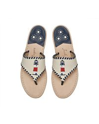 Jack Rogers - Exclusive Lighthouse Sandal - Lyst