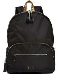 Jack Rogers Brooklyn Backpack - Black