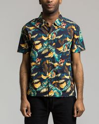 10.deep - Banana Girls Shirt - Lyst