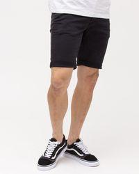 JackThreads - Denim Shorts - Lyst